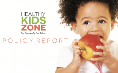 Healthy Kids Zone (HKZ) : Our Community, Our Future