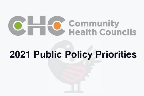2021 CHC Public Policy Priorities