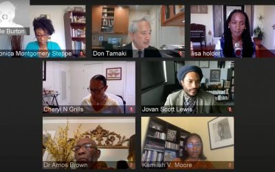 CA Reparations Task Force Discusses Community Engagement